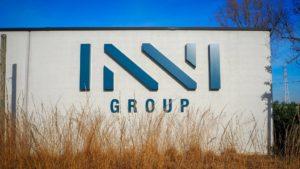 INNI logo gebouw