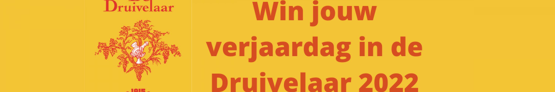 Win jouw verjaardag in de Druivelaar 2022 (4)